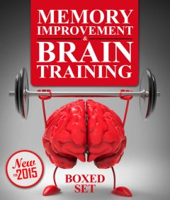 Memory Improvement & Brain Training (Boxed Set), Speedy Publishing