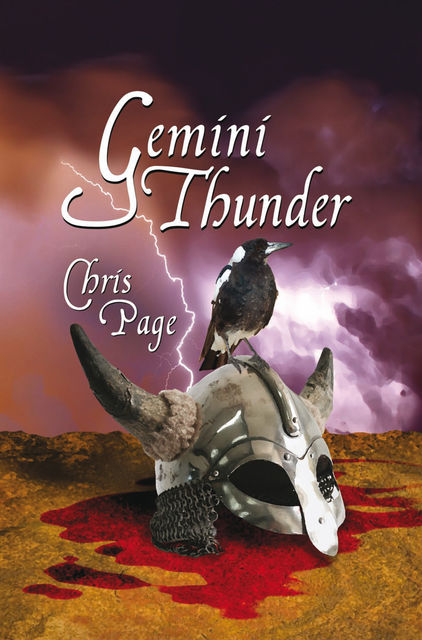 Gemini Thunder, Chris Page