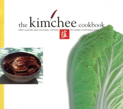 The Korean Kimchi Cookbook, Kim Man-Jo