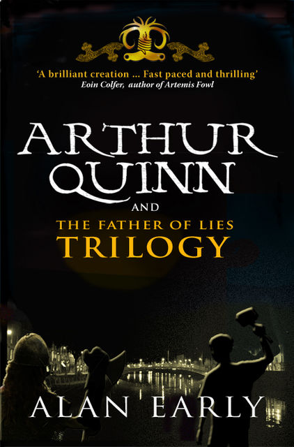 Arthur Quinn and The Father of Lies Trilogy, Alan Early