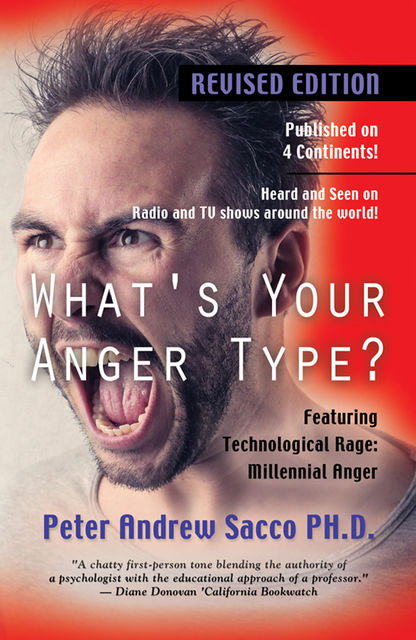 What's Your Anger Type? Revised Edition, Peter Sacco