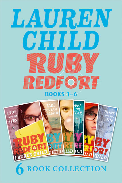 The Complete Ruby Redfort Collection, Lauren Child