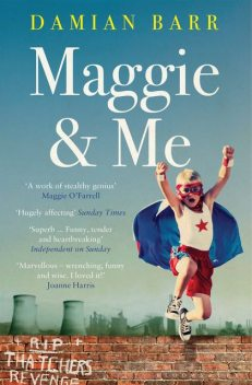 Maggie & Me, Damian Barr