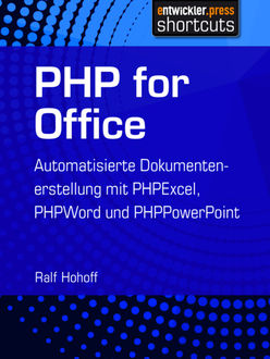 PHP for Office, Ralf Hohoff