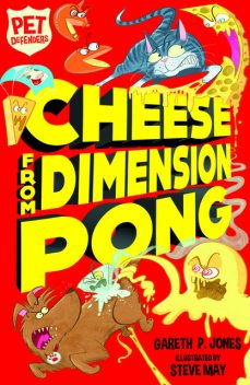Cheese from Dimension Pong, Gareth P.Jones