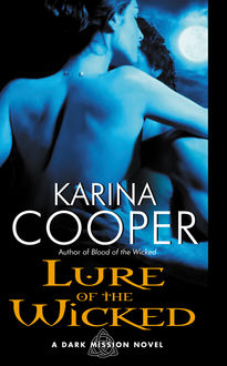 Lure of the Wicked, Karina Cooper