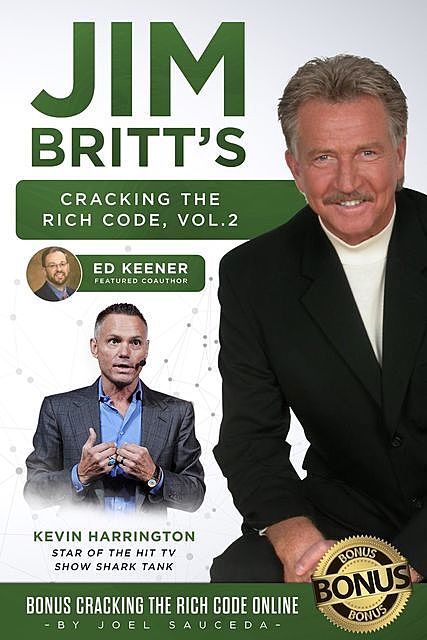 Cracking the Rich Code Vol 2, Jim Britt, Kevin Harrington