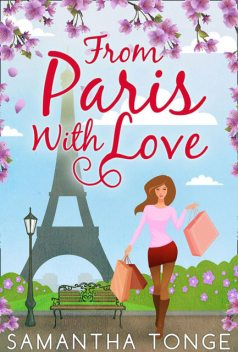 From Paris, With Love, Samantha Tonge