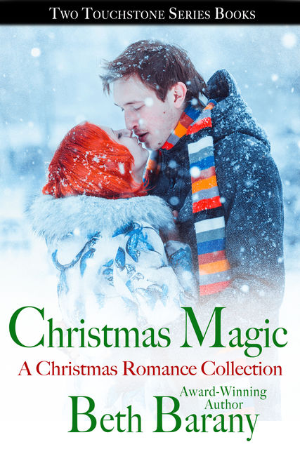 Christmas Magic, A Christmas Romance Collection, Beth Barany