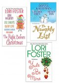 The Naughty List Bundle with The Night Before Christmas & Yule Be Mine, Erin McCarthy, Lori Foster, Jill Shalvis, Cynthia Eden, Donna Kauffman