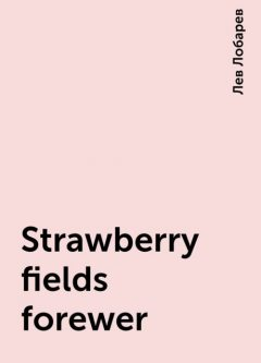 Strawberry fields forewer, Лев Лобарев