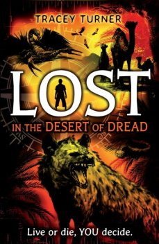 Lost In the Desert of Dread, Tracey Turner