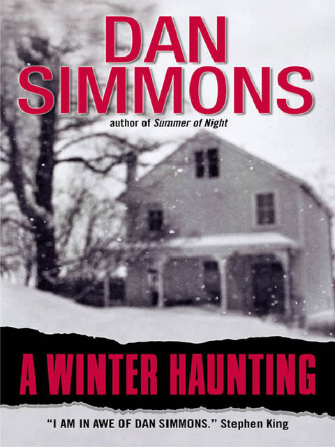 A Winter Haunting, Dan Simmons