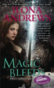 Magic Bleeds, Ilona Andrews