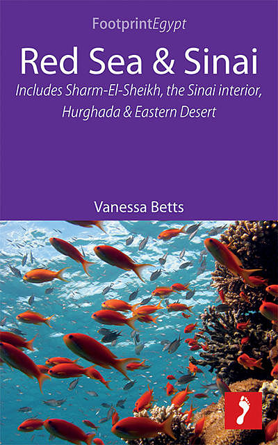 Red Sea & Sinai, Vanessa Betts
