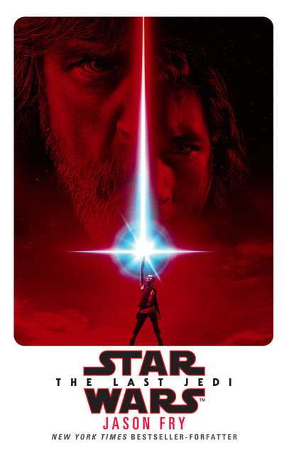 Star Wars – The Last Jedi (roman), Jason Fry