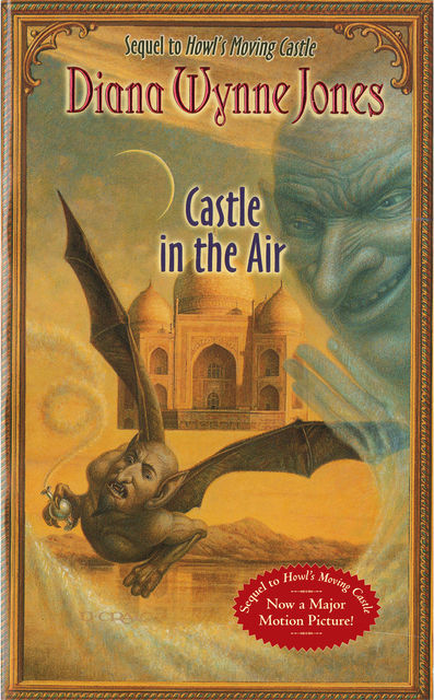 Castle in the Air, Diana Wynne Jones