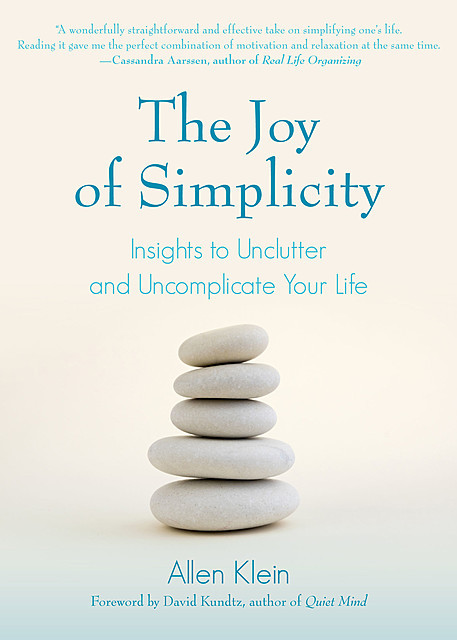 The Joy of Simplicity, Allen Klein