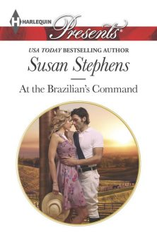 At the Brazilian's Command, Susan Stephens