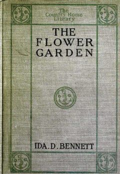 The Flower Garden, Ida Dandridge Bennett