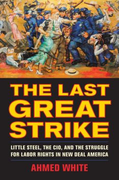 The Last Great Strike, Ahmed White