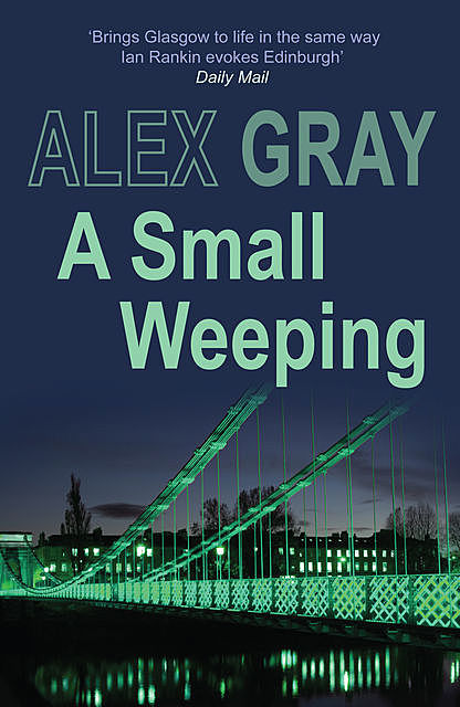 A Small Weeping, Alex Gray