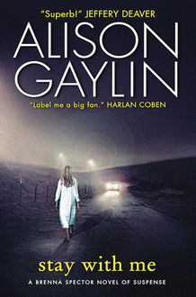 Stay With Me, Alison Gaylin