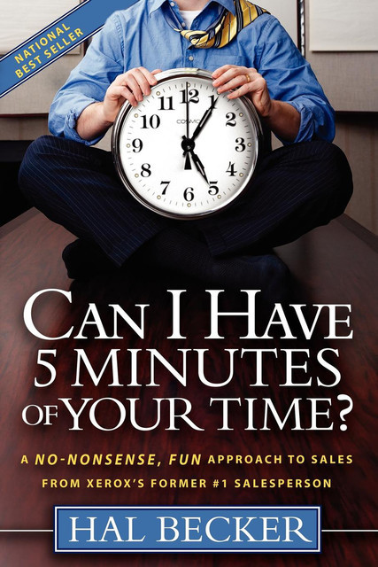 Can I Have 5 Minutes of Your Time, Hal Becker