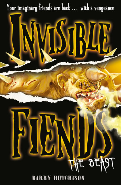 The Beast (Invisible Fiends, Book 5), Barry Hutchison