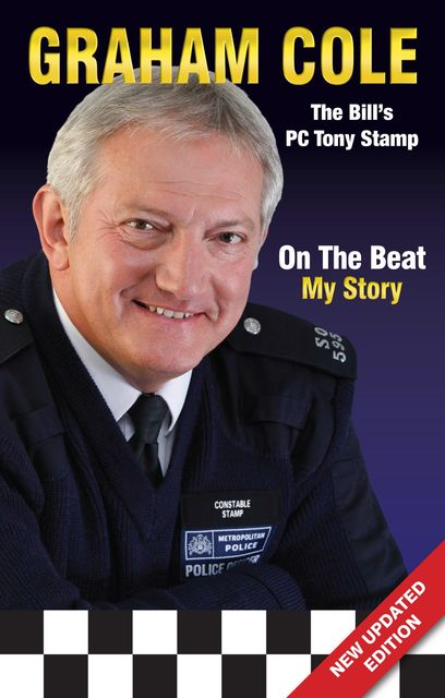 On The Beat: My Story, Graham Cole