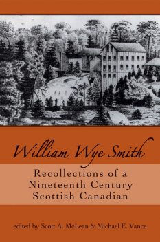 William Wye Smith, Michael E.Vance, Scott A.McLean