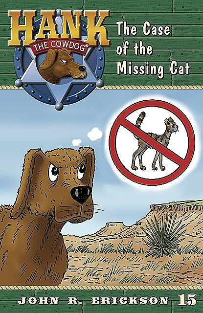 The Case of the Missing Cat, Gerald L.Holmes, John R.Erickson