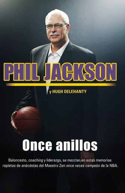 Once Anillos, Phil Jackson