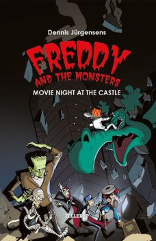 Freddy and the Monsters #2: Movie Night at the Castle, Jesper Lindberg