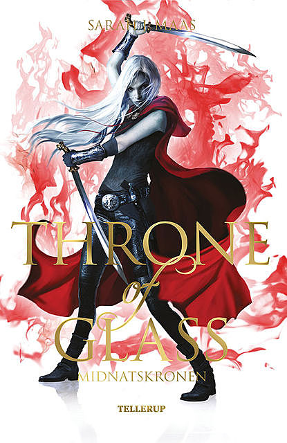 Throne of Glass #2: Midnatskronen, Sarah J. Maas