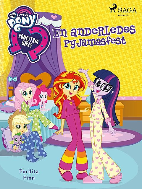 My Little Pony – Equestria Girls – En anderledes pyjamasfest, Perdita Finn