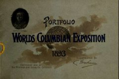 The Winters art lithographing company's popular portfolios of the World's Columbian exposition, Graham