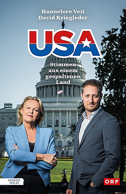 USA, David Kriegleder, Hannelore Veit