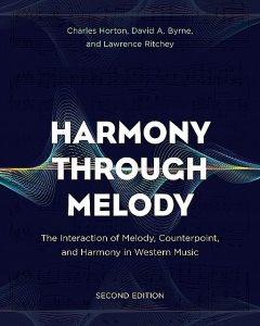 Harmony Through Melody, David Byrne, Charles Horton, Lawrence Ritchey