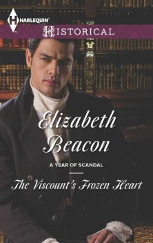 The Viscount's Frozen Heart, Elizabeth Beacon
