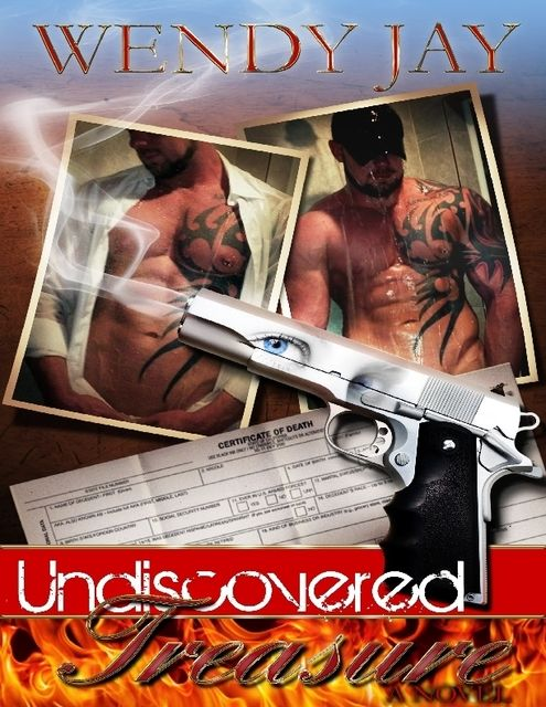 Undiscovered Treasure (Book2), Wendy Jay