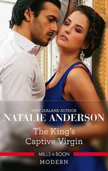 The King's Captive Virgin, Natalie Anderson