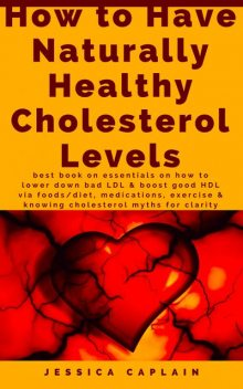 How to Have Naturally Healthy Cholesterol Levels, Jessica Caplain