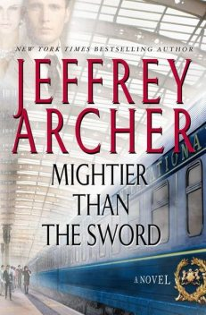 Mightier Than the Sword, Jeffrey Archer