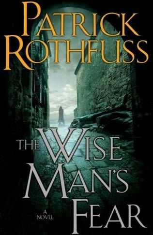 The Wise Man's Fear, Patrick Rothfuss