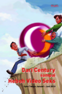 Opini TEMPO: Dari Century Sampai Video Sex, PDAT