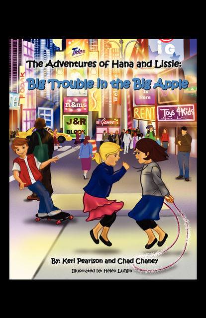 The Adventures of Hana and Lissie, Chad Chaney