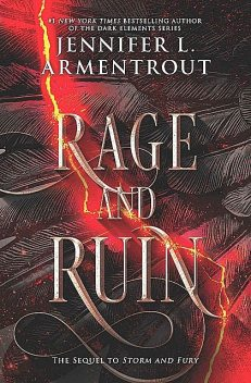 Rage and Ruin, Jennifer, Armentrout