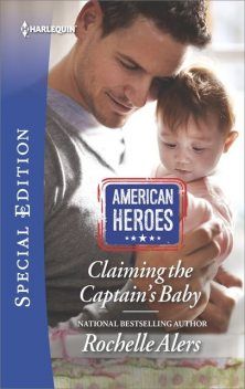 Claiming the Captain's Baby, Rochelle Alers