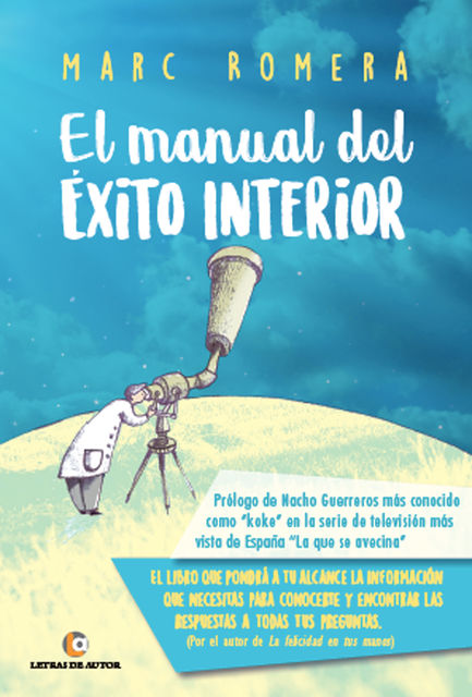 El manual del éxito interior, Marc Romera